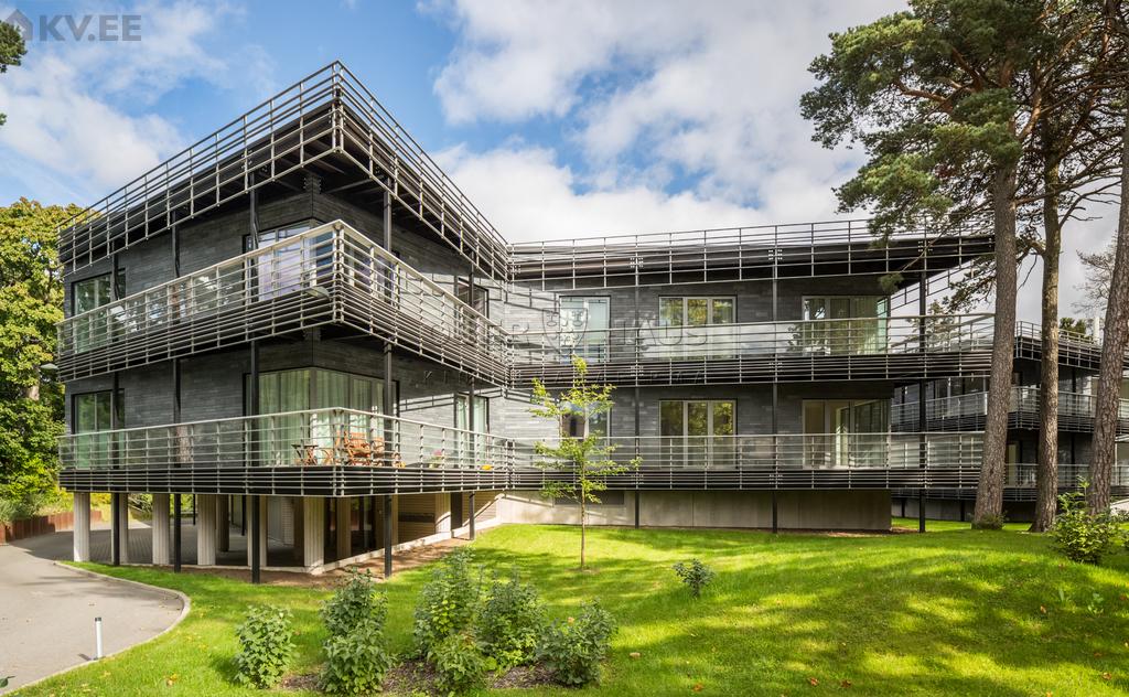 Tallinnas ületas korteri ruuduhind juba buumiaegset tippu