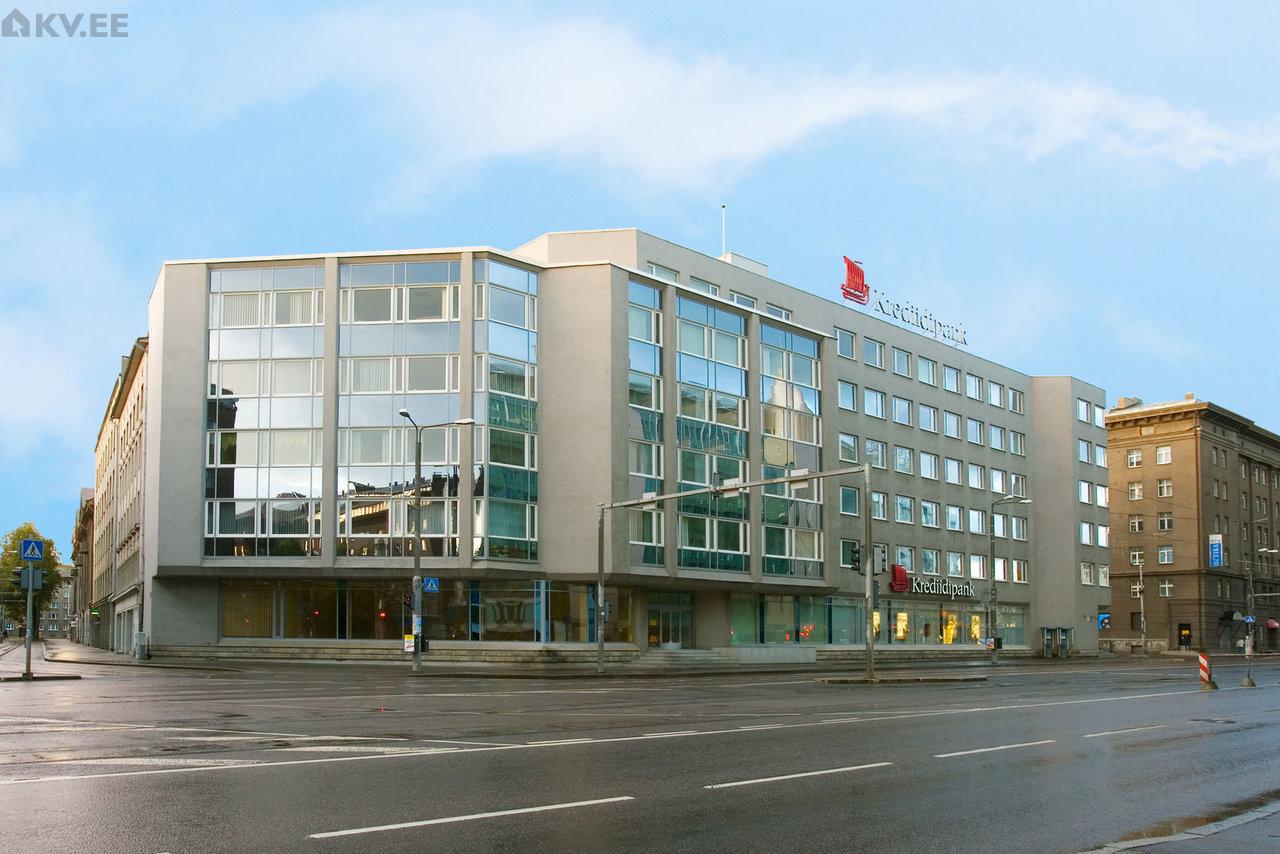 Colonna Investorid ostsid Narva mnt 4 ärihoone