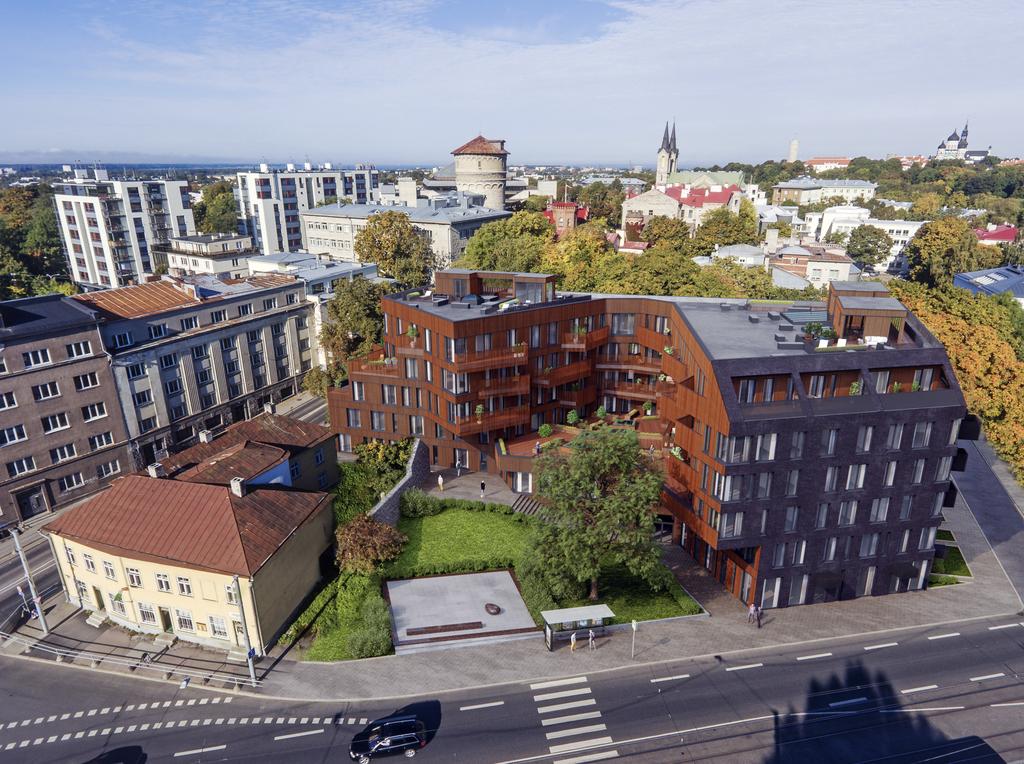 Tallinna südalinna lihvitud teemant- Tõnismägi Premium