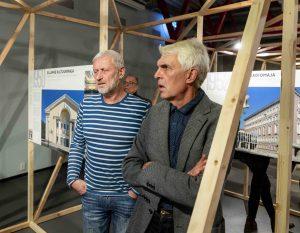 """""""100 ehitist""""_Heikki Pärdi & Jaak Huimerind Foto: Kalev Lilleorg"""