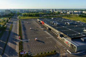 Fotol: RYO kaubanduskeskus Panevėžyses (allikas: EfTEN Capital)