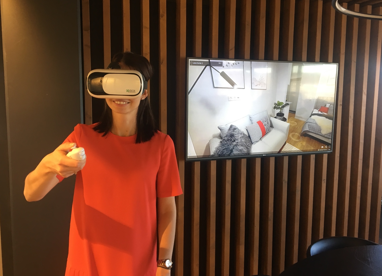 Scandium Kinnisvara võtab korterite müügis kasutusele virtuaalreaalsuse