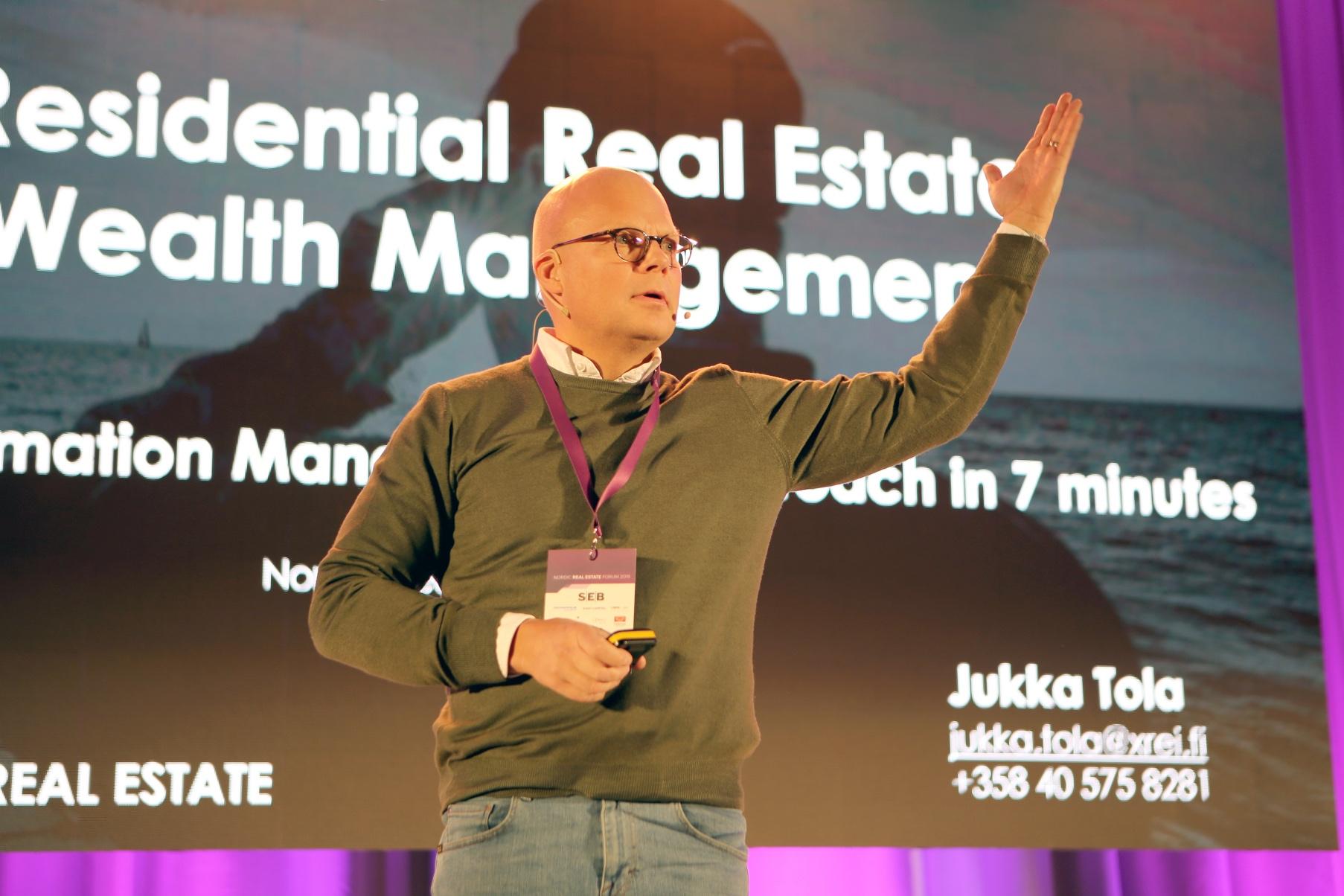 Nordic Real Estate Forum 2019: millega paistavad silma PropTech-valdkonna idufirmad?
