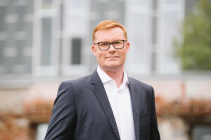 Martin Otsa, investeeringute juht, East Capital Real Estate