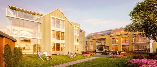 Pressiteade: LVM Kinnisvara alustas uute eksklusiivsete korterite müüki Kalamajas