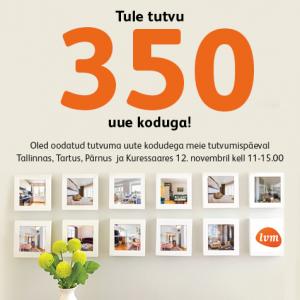 Pressiteade: LVM Kinnisvara korraldab laupäeval Eesti suurima tutvumispäeva