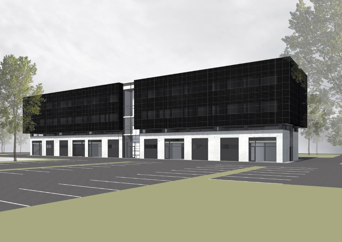 Pressiteade: LVM Kinnisvara alustab esimese A-klassi büroo- ja ärihoone pakkumist Pärnu uues keskuses