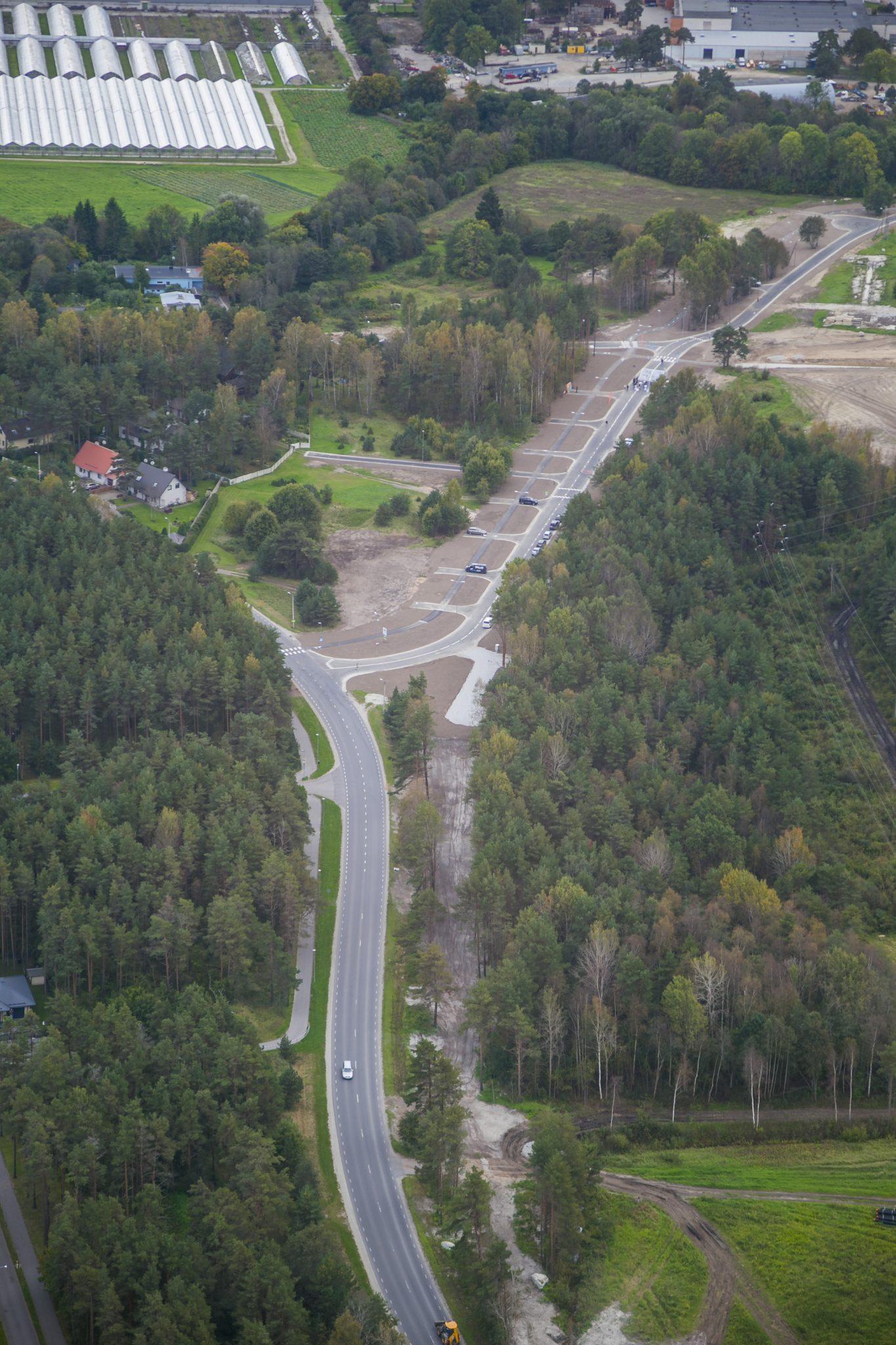 Pressiteade: Brave Capital andis Veskimöldre 2.1 uue teedevõrgu Saue vallale üle