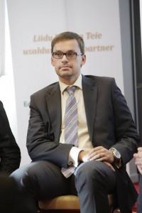 Eften Kinnisvarafondi juhatuse esimees Viljar Arakas. Foto: Peeter Langovits / Postimees