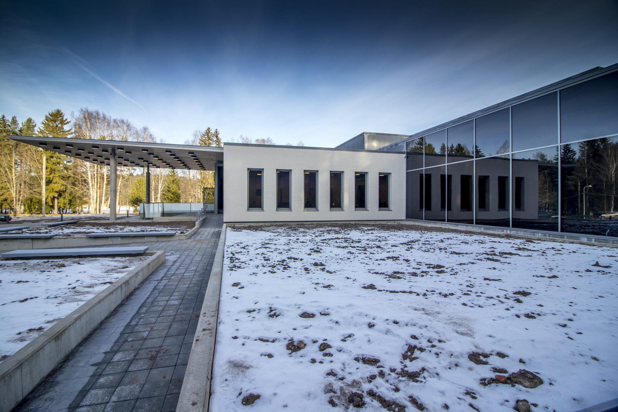 Elvas avab uksed kaasaegne kultuurikeskus