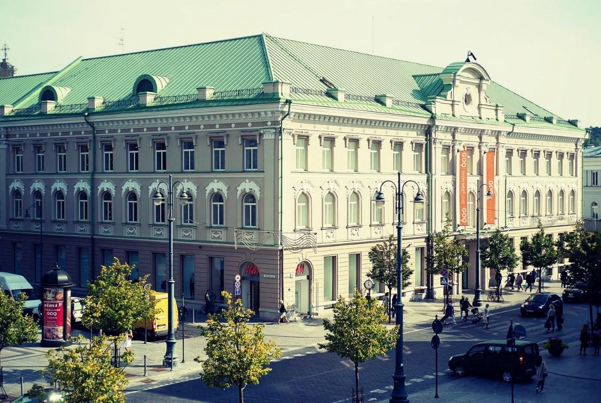 East Capital müüb GO9 kaubanduskeskuse Vilniuses