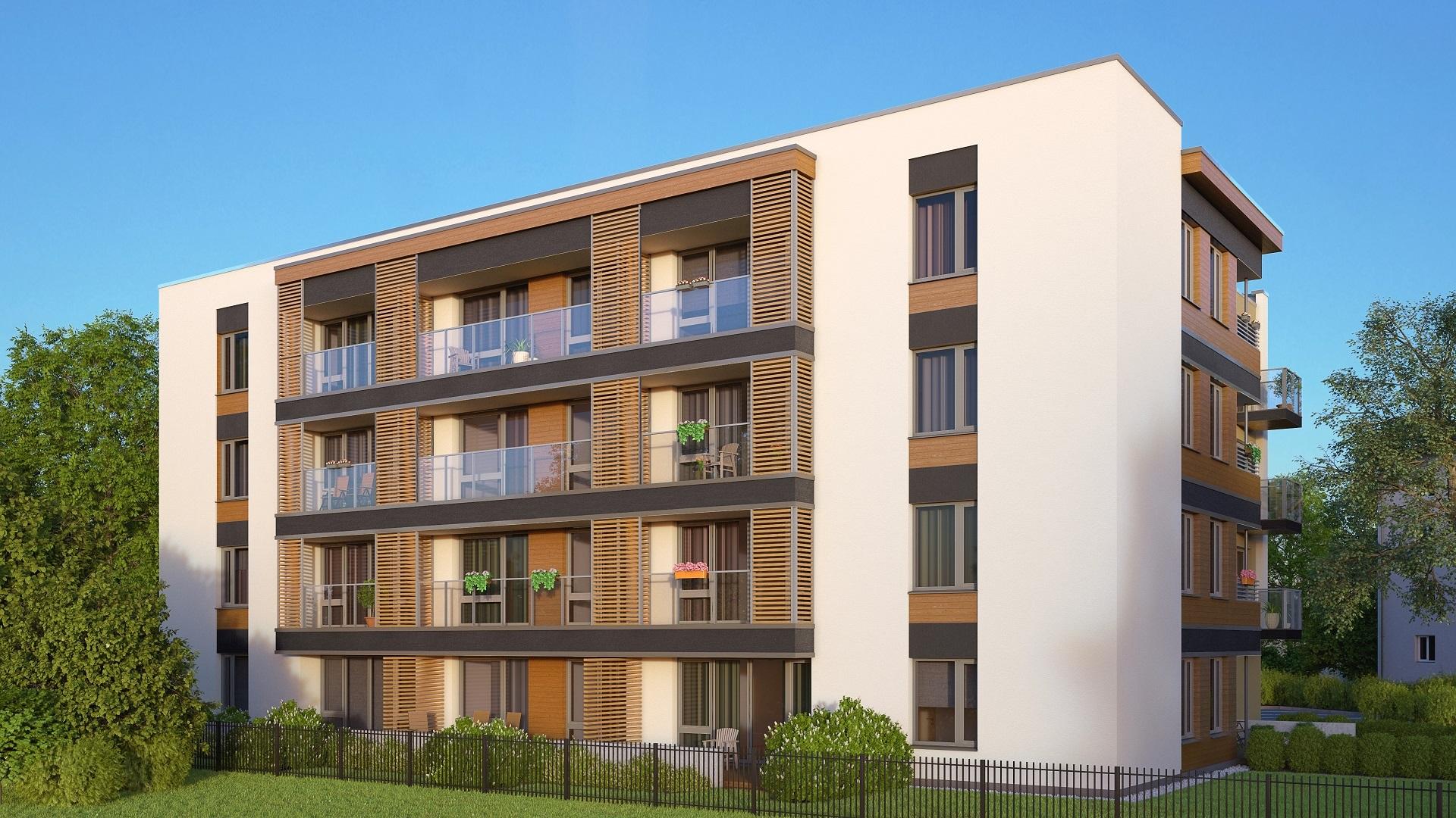 Pressiteade: Uus korterelamu Kristiine linnaosas
