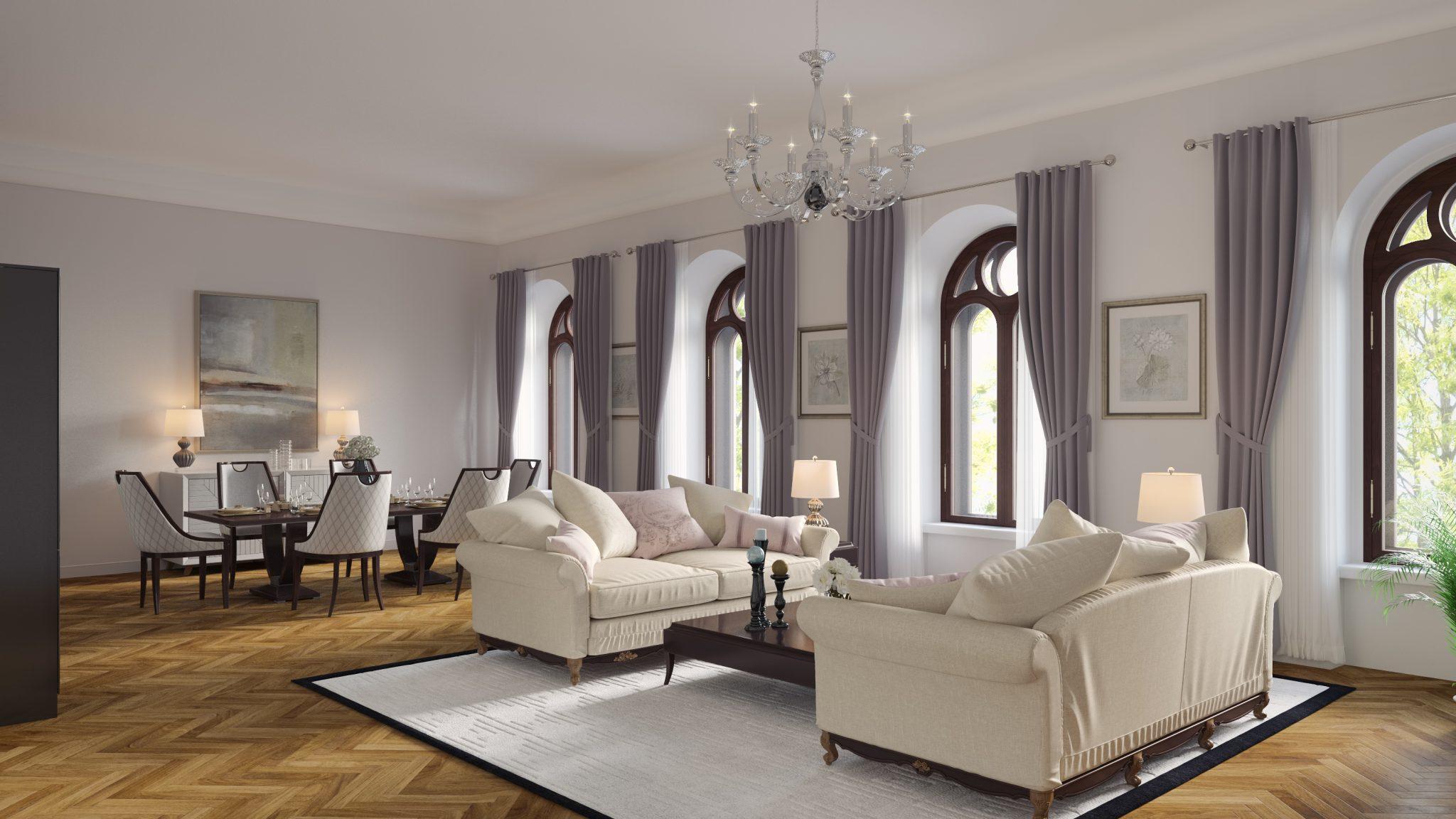 Pressiteade: Colliers International  alustas eksklusiivsete renoveeritud vanalinna korterite müüki