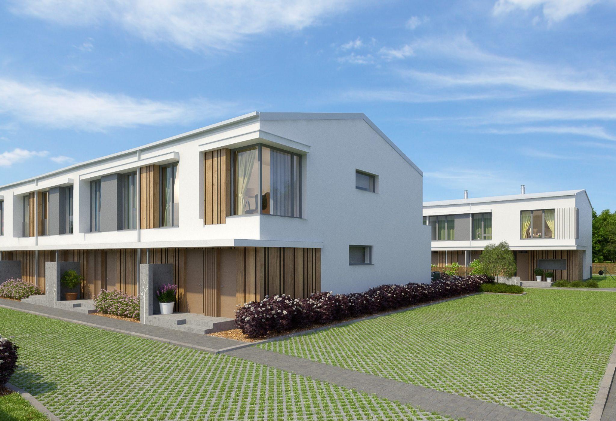 KINNISVARA: Kristiine linnaossa ehitatakse energiatõhusad 3-aastase ehitusgarantiiga ridamajad.