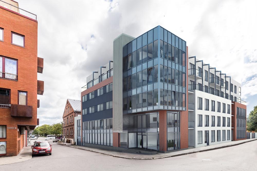 Pressiteade: Pärnu vanalinnas algab eksklusiivse Malmö Maja ehitus