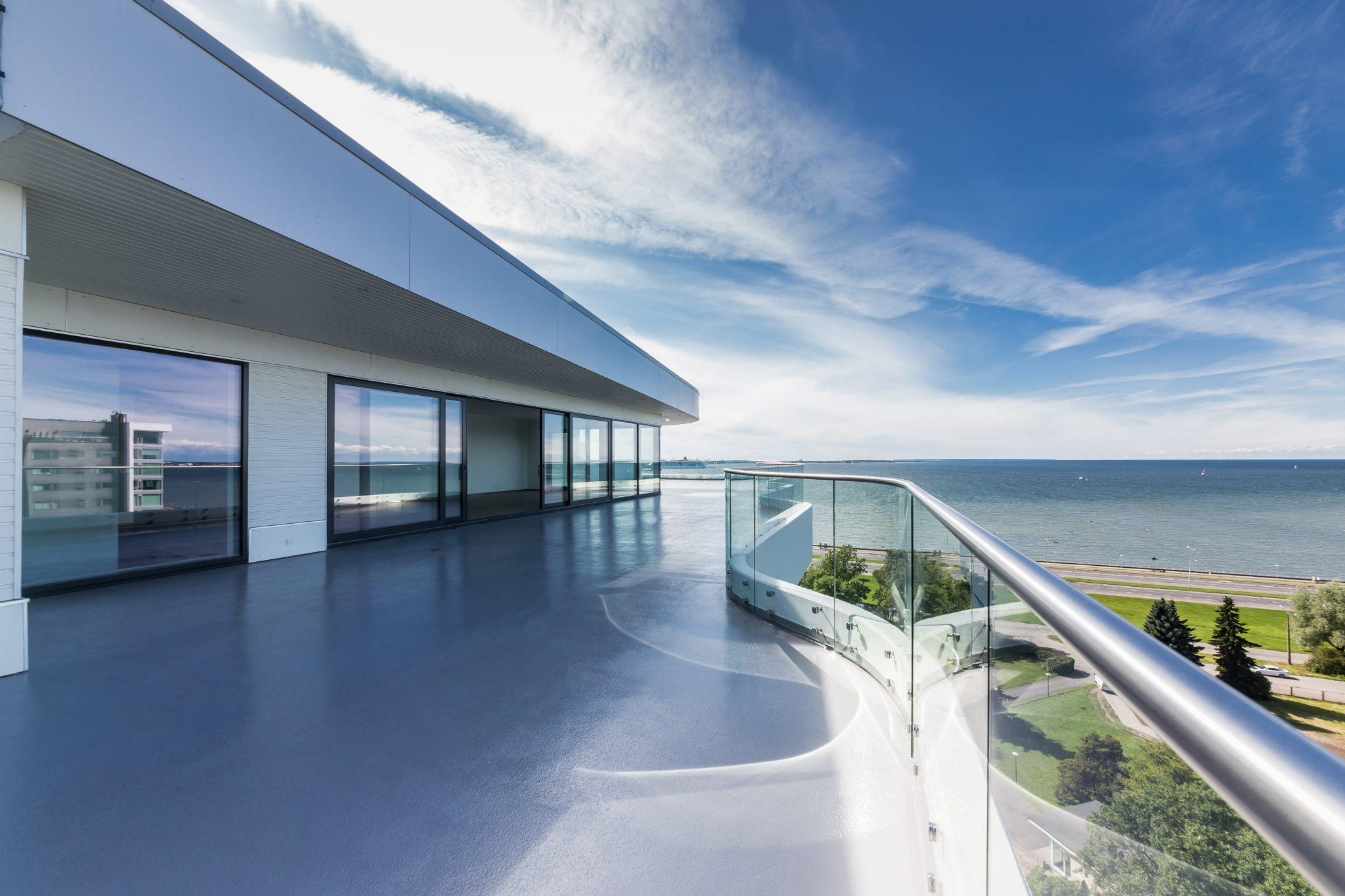 Tallinnas müüakse ühes kuus üle 20 veerand miljoni eurose korteri