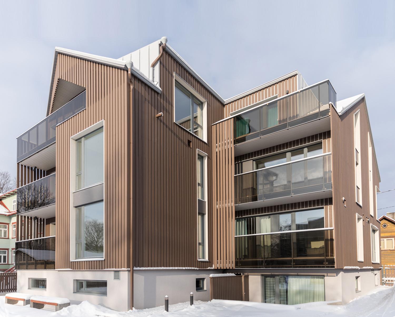 Kõik Miljöö Maja – Wismari 31 korterid on müüdud