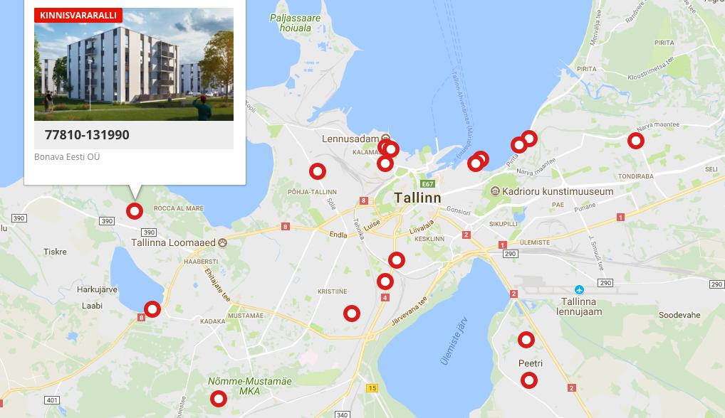 Eesti suurim kinnisvaramess toob kokku rekordarvu arendusprojekte