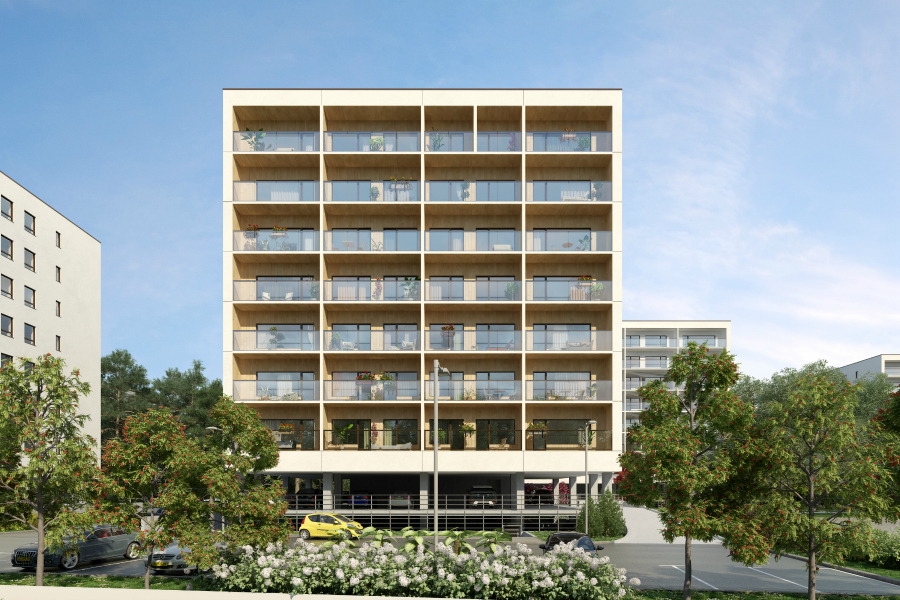 Keskmise kuupalga eest saab Tallinna kesklinnas osta 0,5 ruutmeetrit elamispinda, Ida-Virumaal aga korteri