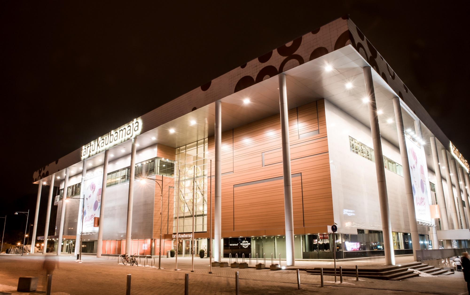 Tartu Kaubamaja keskus investeeris renoveerimisse 4 miljonit eurot