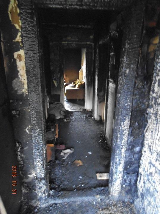 If Kindlustuse pressiteade: Ahju küljes rippuv riideese põhjustas ulatusliku tulekahju