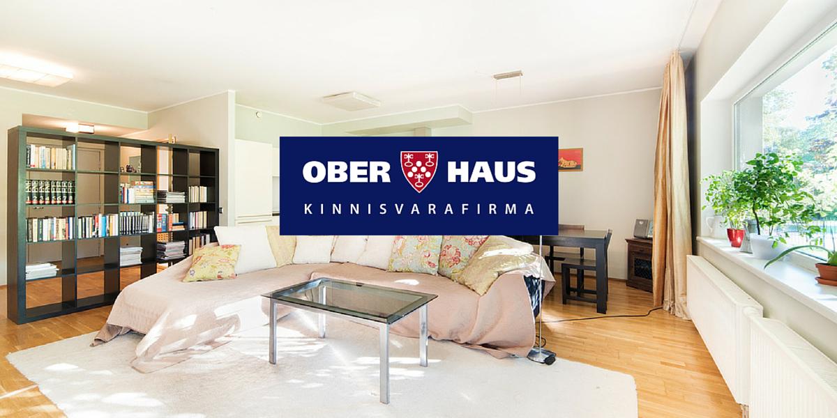 Ober-Hausi Eesti korterite hinnaindeks mai 2016