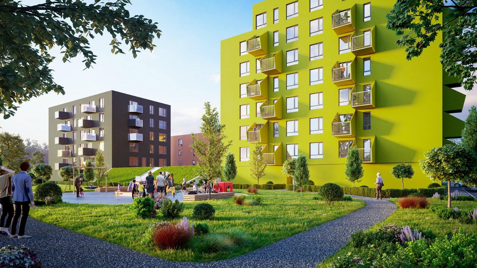 Bonava loob Mustamäe algusesse uue naabruskonna