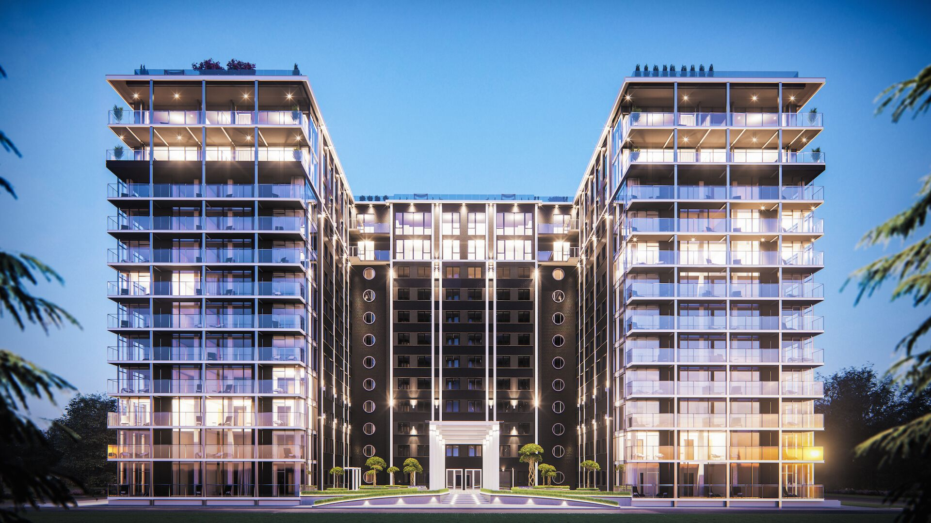 Endoveril valmis Eesti suurim korterelamu uusarendus