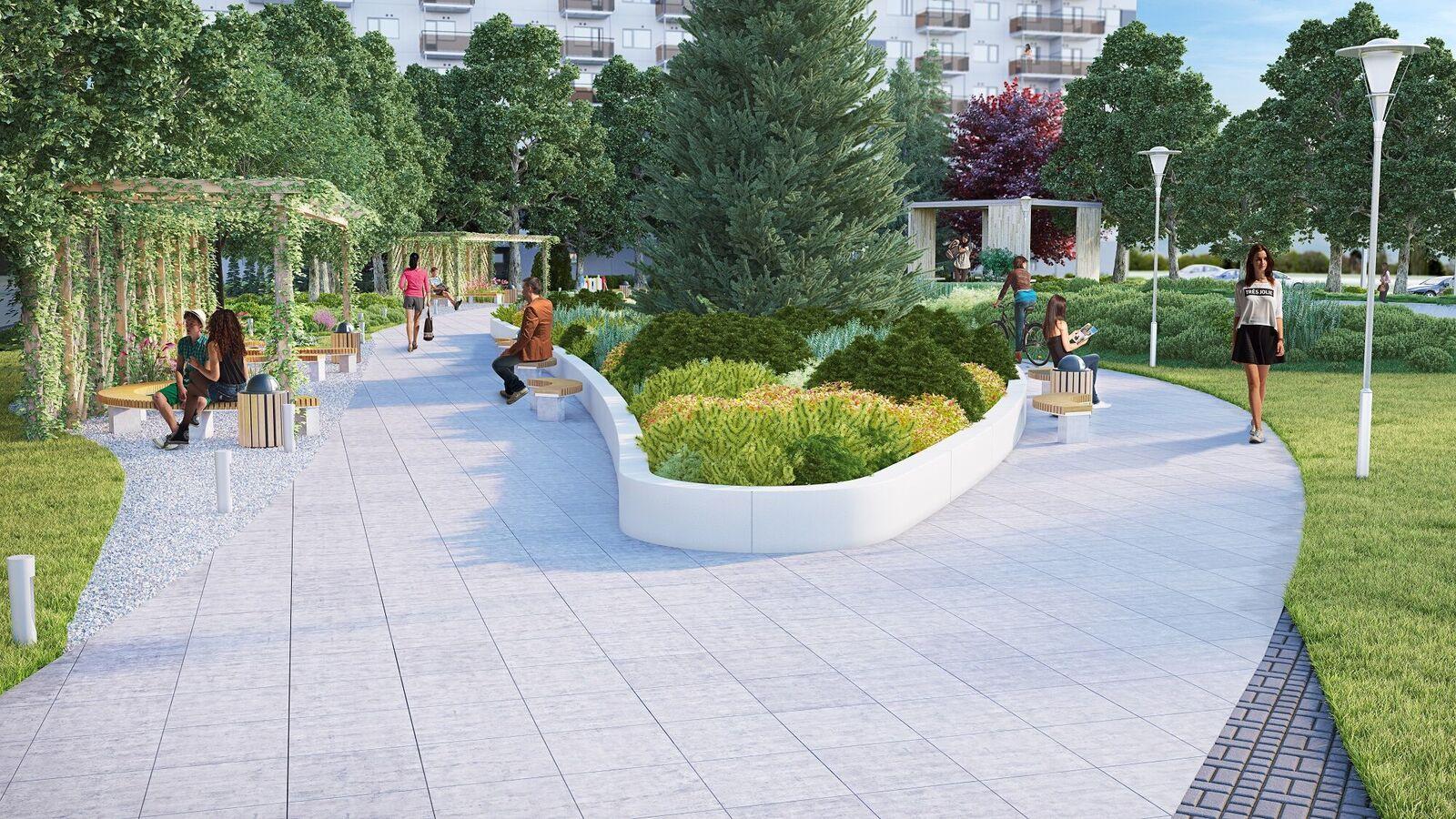 PRESSITEADE: Endover Kinnisvara uuele arendusele Aurora Park joostakse tormi