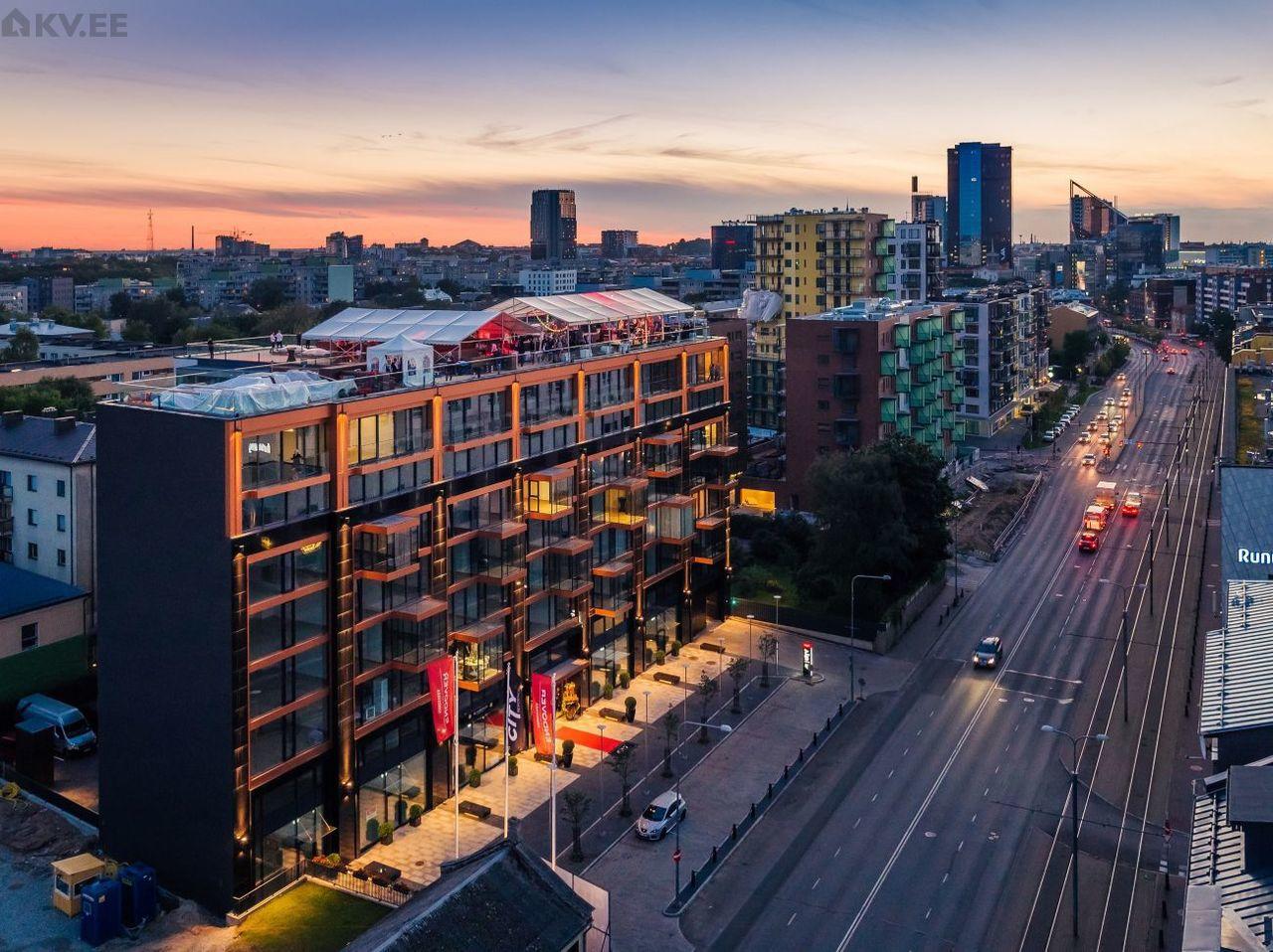 Pressiteade: Endover Kinnisvara tõuseb Tallinna suurimaks elamuarendajaks
