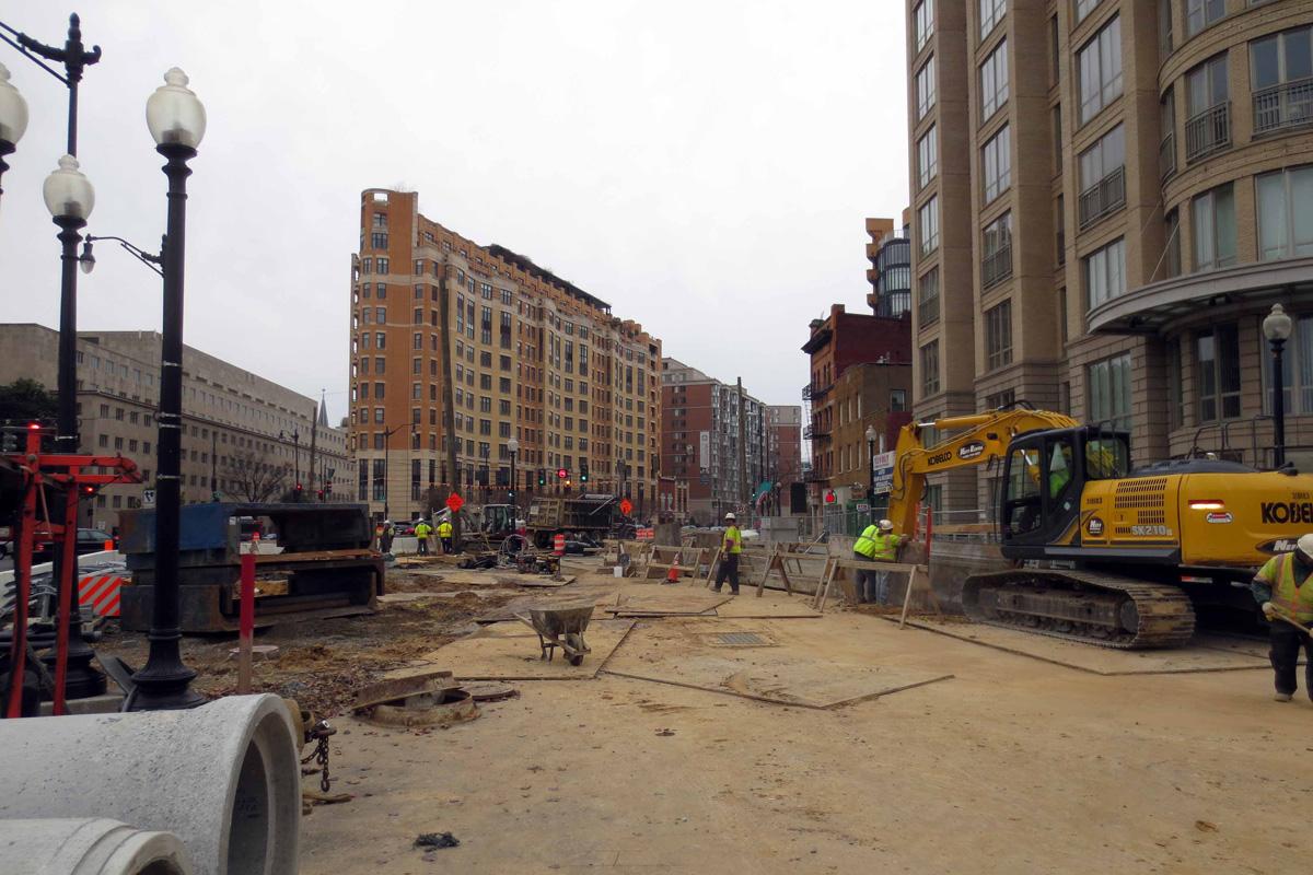 Mis teha kui ehitustööd tänaval tekitavad pragusid hoonetele ning korteri siseviimistlusele