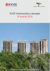KV.EE kinnisvaraturu ülevaade