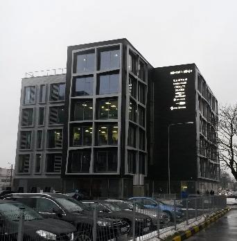 ПРЕСС-РЕЛИЗ: Инвесторы «Colonna» приобрели коммерческое здание по адресу ул. Металли, 3