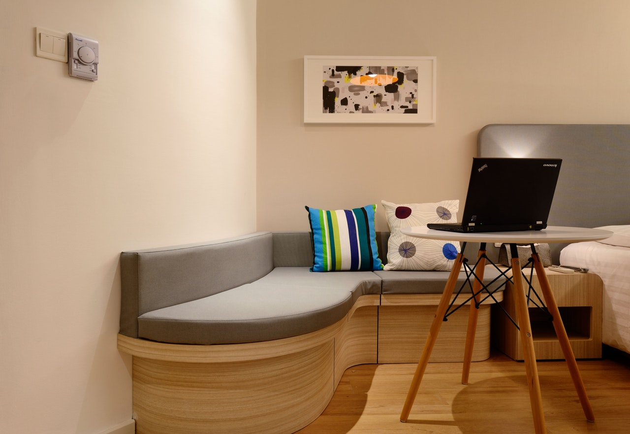 5 nippi, kuidas väikesesse korterisse mööblit valida