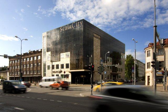 ПРЕСС-РЕЛИЗ: Инвесторы Colonna приобрели коммерческое здание ScalaCity
