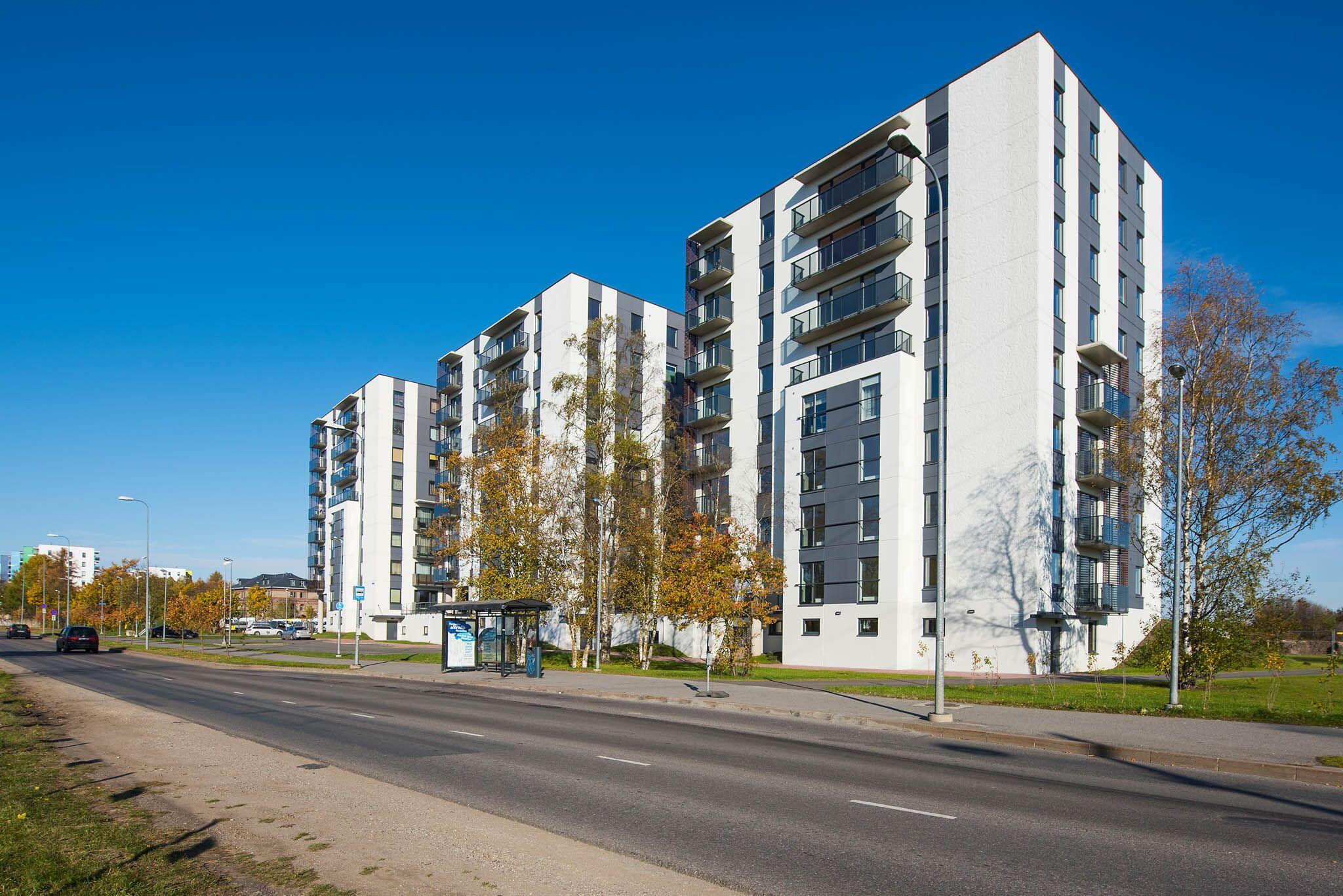 KINNISVARA: Jätkuvalt kõige potentsiaalsem kinnisvaraturu piirkond Tallinnas saab juurde uue kortermaja.