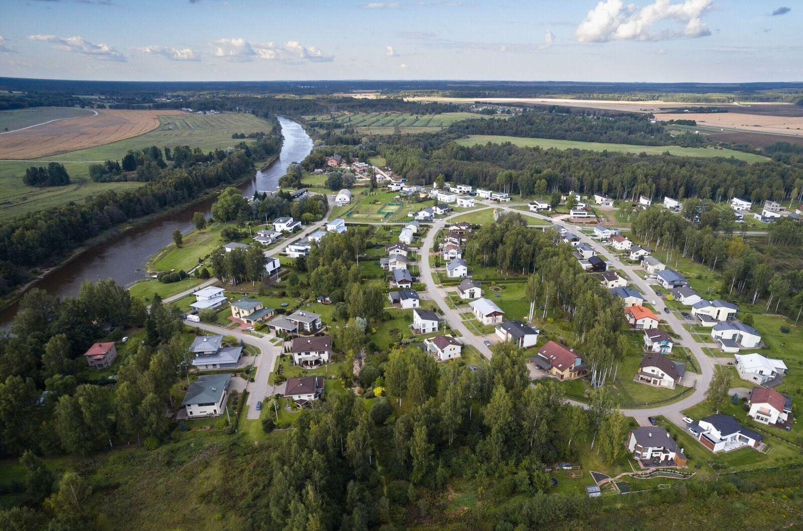 Pressiteade: Tartu populaarseim uuselamurajoon Kvissental välistab veidrad linnalossid